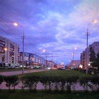 Вечерний город :: Алла ZALLA