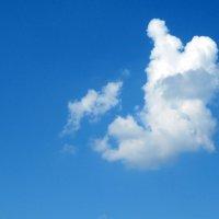 На облаке верхом... :: Антонина Балабанова