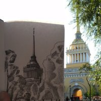 Зарисовки СПБ :: Алексей Чумаков