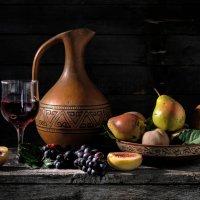 Фрукты и вино :: Алексей Мезенцев