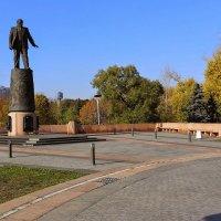 Памятник Королеву в Космопарке :: Игорь Белоногов