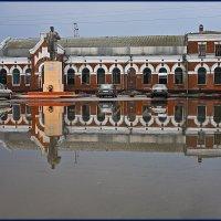 Утонула площадь :: Виктор Наливайко
