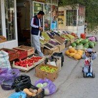 Придорожный базарчик :: Светлана