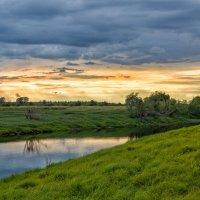 Перед закатом :: Денис Григорьев