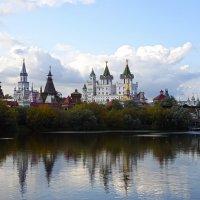 Кремль в Измайлово :: Igor Khmelev