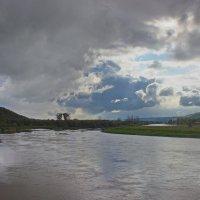 Дожди над Сылвой :: val-isaew2010 Валерий Исаев