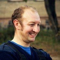 В хорошем настроении... :: Андрей Головкин