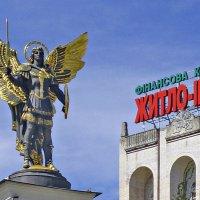 Памятник Виннету :: Vyacheslav Gordeev
