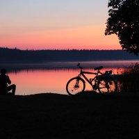 Велосипедная романтика :: Евгений Седов