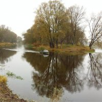 Осенний день :: Геннадий Худолеев