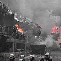 Поклонники огня и металла... :: Витас Бенета