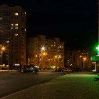 Вечерний город :: Alex .