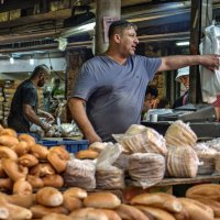 Продавец хлеба. :: Alla S.
