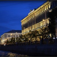 Ночной Санкт-Петербург. :: Ольга Кирсанова