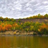Осень на Иртыше :: Денис Григорьев