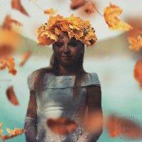 Золотая осень... :: Наталья Бутырская