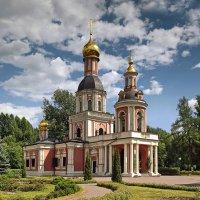 Церковь Святой Троицы в Свиблово :: Евгений Голубев