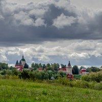 Прогулки по Подмосковью. Зарайский Кремль. :: Edward J.Berelet