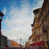 На земле была одна столица, все другие - просто города.. :: Tatiana Markova