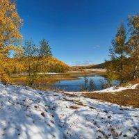 Первый снег :: Алексей Некрасов