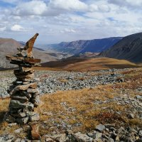 Карагемский перевал :: Дмитрий Сенотрусов