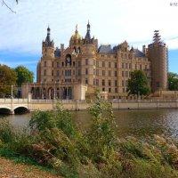Schweriner Schloss :: Nina Yudicheva