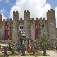 Средневековая ярмарка в городе Обидуш, Португалия :: Минихан Сафин