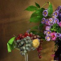 С виноградом :: Маргарита Епишина