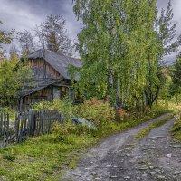 Забытый посёлок :: Владимир Чикота