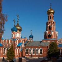 Свято-Воскресенский храм :: Инна Драбкина