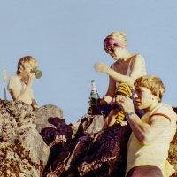 1983г. северный Урал, гора Сабля,- на вершине :: Константин Вавшко