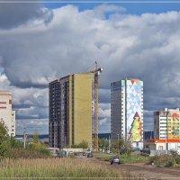 Осень на городских окраинах :: muh5257