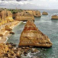 Самый красивый пляж Португалии. :: Elena Ророva