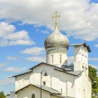 Псков. Церковь Петра и Павла с буя :: bajguz igor