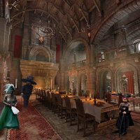 Замок Синей Бороды :: irina Schwarzer