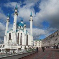 Главная мечеть в Казани :: Татьяна Гусева
