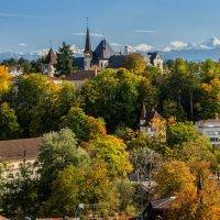 Осенний день в  Альпах :: Dmitry Ozersky