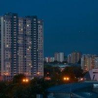 Городской пейзаж :: Инна Драбкина