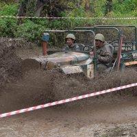 Танки грязи не боятся :: Дмитрий