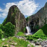 водопад Эмир (Тузлук Шапа 30м) :: Александр Богатырёв