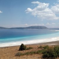 Турецкие Мальдивы или озеро Салда :: Galina Solovova