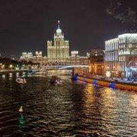 Москва.Вид с Большого Москворецкого моста. :: Alexsei Melnikov
