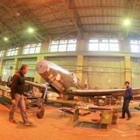 P-39 Airacobra макет :: Артемий
