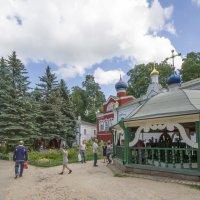Печоры. Свято-Успенский Псково-Печерский монастырь :: leo yagonen
