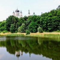 Свято-Пантелиймоновский храм в Киеве :: Наталия Каминская