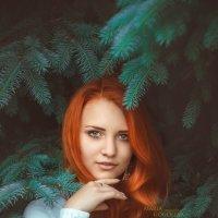 Художественная ретушь портрета :: Мария Гоголева