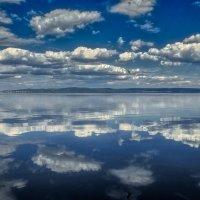 Небо в озеро упало... :: Владимир Морозов