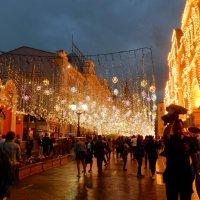 Вечерняя Никольская улица :: ТаБу