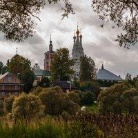 Вязьма. Иоанно-Предтеченский монастырь :: Alexander Petrukhin
