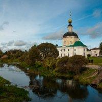 Вязьма. Церковь Рождества Пресвятой Богородицы :: Alexander Petrukhin